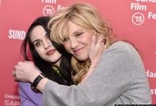 Photo of Frances Bean Cobain And Courtney Love Attend Kurt Cobain Documentary Screening At Sundance