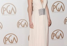 Photo of Jennifer Lawrence Is A Vision In A Plunging Gown At The 2015 Producers Guild Awards