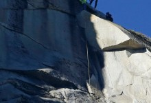 Photo of 2 Americans Reach Top Of Yosemite's El Capitan After Completing World's Hardest Rock Climb