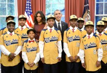 Photo of Jackie Robinson West Stripped Of 2014 Little League Championship Title For Using Ineligible Players