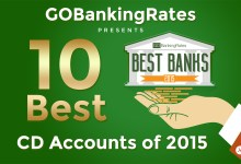 Photo of Ranked: The 10 Best CD Accounts of 2015