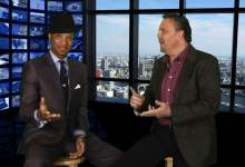 Photo of Silver Dove interviews entertainer Elijah Rock