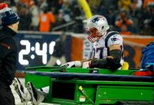 Photo of New England Patriots Winning Streak Ends; Gronk Injured