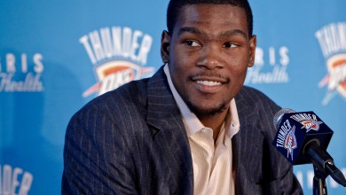 """Photo of Sources: """"His decision is 90 percent made- OKC"""""""