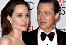 Photo of Angelina Jolie Files For Divorce