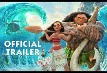 Photo of Moana Official Trailer