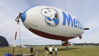 Photo of Snoopy Gets Dropped By MetLife