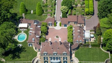 Photo of Campbell's Soup Mansion Selling for 19.5 Million Dollars