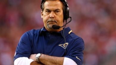 Photo of L.A. Rams fire coach Jeff Fisher