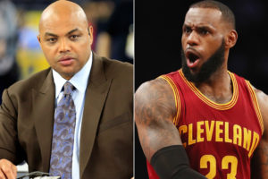 LeBron James rips Charles Barkley's dubious past in furious rant
