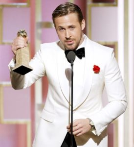 """La La Land"" sweeps Golden Globes"