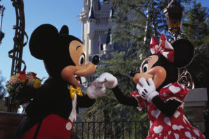 Walt Disney World Resort Offers Romance for Lovebirds on Valentine's Day and Every Day