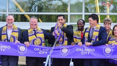 Photo of Orlando City Stadium if Officially Open