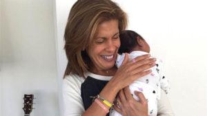 'Today' show anchor Hoda Kotb adopts baby girl