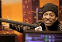 """Photo of Tony Rock reveals new game show, TV One's """"The Game of Dating"""" on Ricky Smiley for Real."""