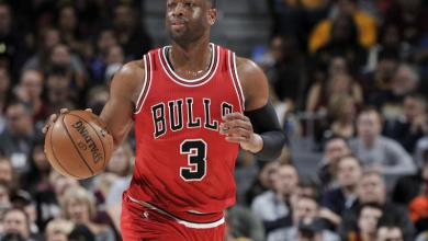 Photo of Dwayne Wade Out for the Season