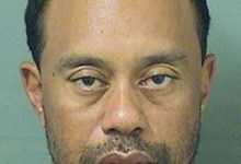 Photo of Tiger Woods Arrested For DUI