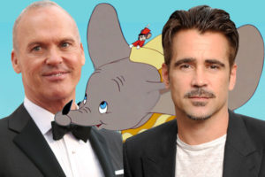 Michael and Colin Ferrell to Star in Live-Action 'Dumbo'