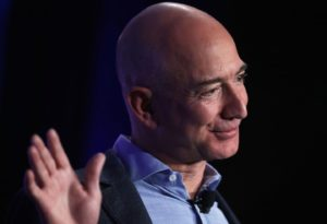 UPDATE: Jeff Bezos' Claim as World's Richest Person Short-Lived