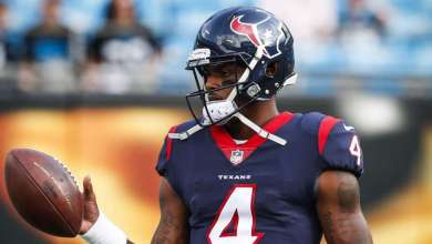 Photo of Texans Phenom QB DeSaun Watson Out For Season