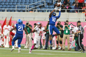 Georgia State Wins Cure Bowl,  First Bowl Game Win in School History