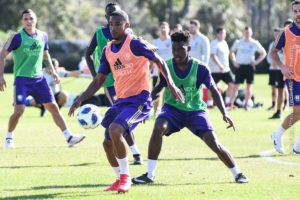 Orlando City Starts Training Camp, But Larin is Absent