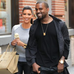 Kim Kardashian and Kanye West welcome daughter via surrogate