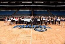 Photo of The Orlando Magic Youth Foundation Donates over a Million dollars