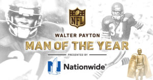 OLSEN, WATSON, AND WATT NAMED FINALISTS FOR WALTER PAYTON NFL MAN OF THE YEAR AWARD