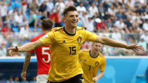 Belgium Defeats England for Third Place in World Cup