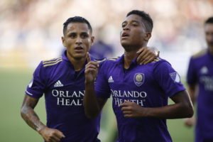 LA Galaxy Too Much for Orlando City in 4-3 Victory