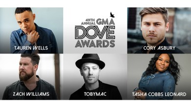 Photo of GMA ANNOUNCES ALL-STAR PRESENTERS FOR 49TH ANNUAL GMA DOVE AWARDS