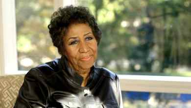 """Photo of Aretha Franklin 'Gravely Ill"""" According to Family"""