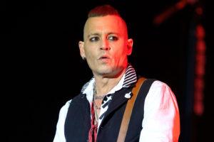 Johnny Depp assaults film crew?