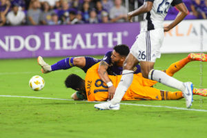Orlando City Battles for a 2-2 Draw Against Philly