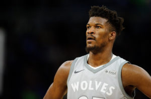 Jimmy Butler Requests Trade from Timberwolves : UPDATE