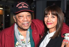 Photo of Rashida Jones Honors Her Father With Netflix Documentary 'Quincy'
