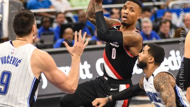 Photo of Orlando Magic put up a good fight, but Damian Lillard and Portland were too much in 128-114 loss