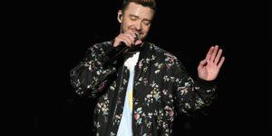 Justin Timberlake postpones concert due to 'severely bruised' vocal chords