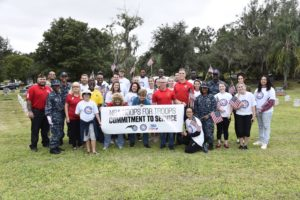 Hoops for Troops: Orlando Magic and Players Aaron Gordon and Jarell Martin Honor Members of the Military