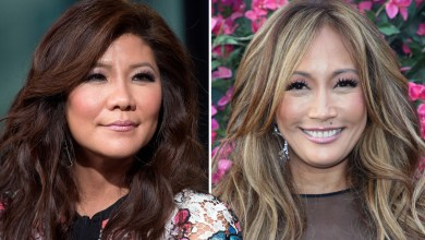 Photo of Carrie Ann Inaba to permanently replace Julie Chen on 'The Talk'