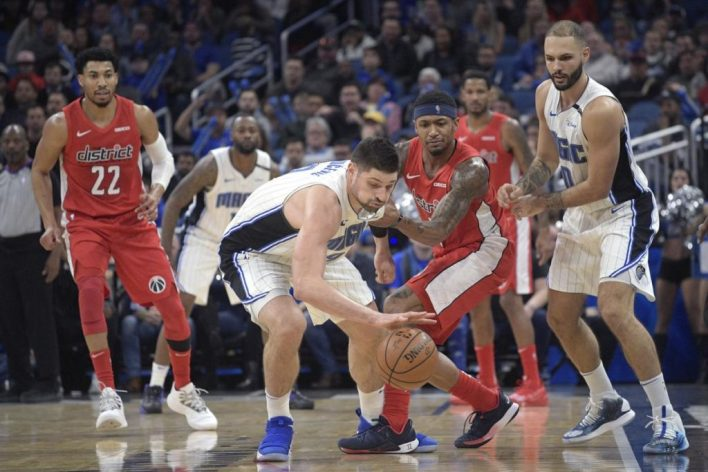 Wizards take out Magic 95-91 on hot 3-point shooting