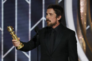 Revolutionary spirit at this year's painfully nice Golden Globe Awards