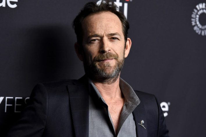 Luke Perry, 'Beverly Hills, 90210' and 'Riverdale' star, dead at 52