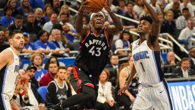 Photo of Orlando come up short against the stacked Toronto Raptors 98- 93