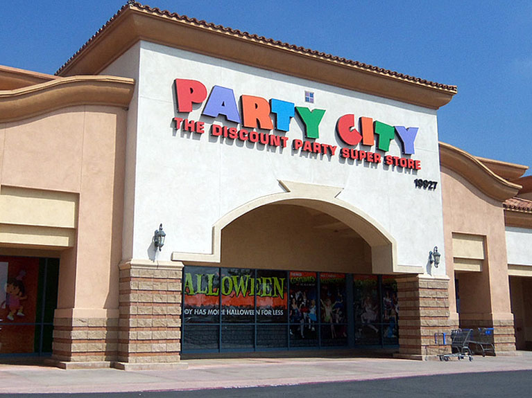 Party City says it is closing 45 stores, amid a global helium shortage