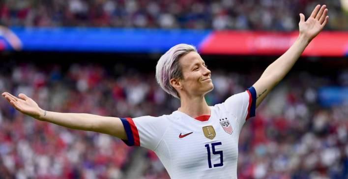 Megan Rapinoe, USA Beat France, Advance to 2019 Women's World Cup Semi-Finals