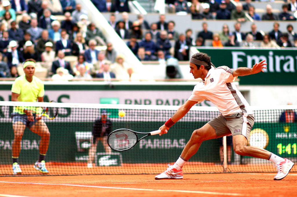Rafael Nadal is just way too good for Roger Federer at French Open