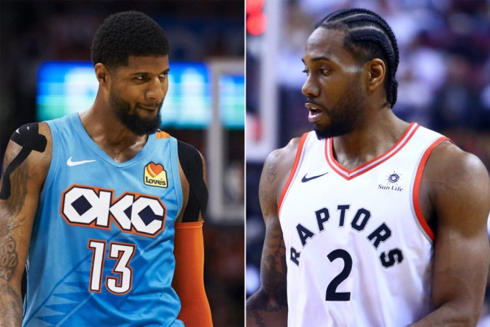 Kawhi picks the Clippers! Clips trade for Paul George!