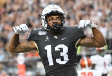 Photo of UCF Opens 2019 season by routing Rattlers 62-0